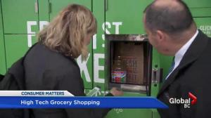 B.C. grocer makes shopping possible via smartphones
